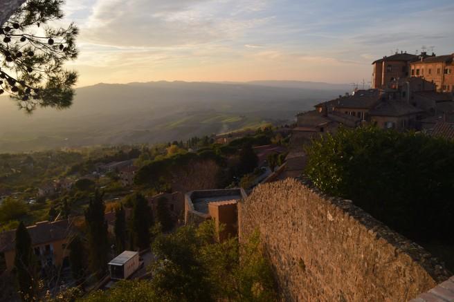 """""""Campos da Toscana"""" – Volterra - Toscana – Itália – 11/2016 – 1/160s; f/6.3; ISO-100; 18mm – © Alexandre Gazola"""